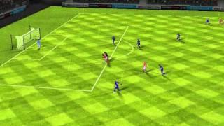 FIFA 14 Android - Standard Liège VS RSC Anderlecht