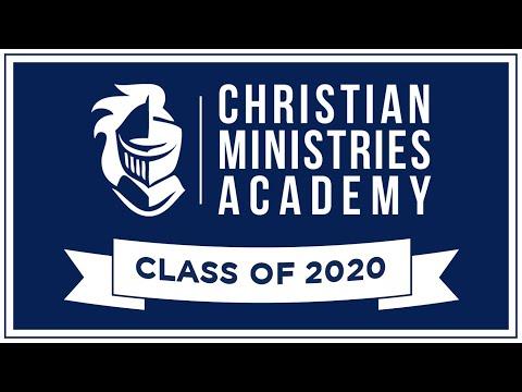 Christian Ministries Academy High School Graduation 2020