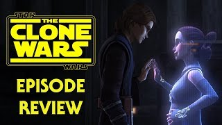 The Clone Wars Season 7 - A Distant Echo Episode Review