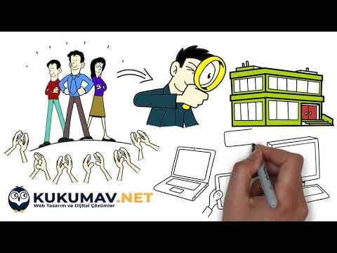 kukumav.net Whiteboard ( Beyaztahta) Animasyon Çalışmamız