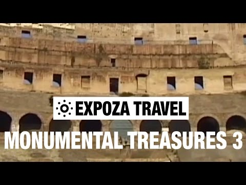Monumental Treasures of the World 3 Vacation Travel Video Guide