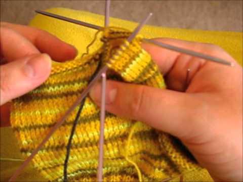 Fingerless Gloves, Part 3: The Fingers