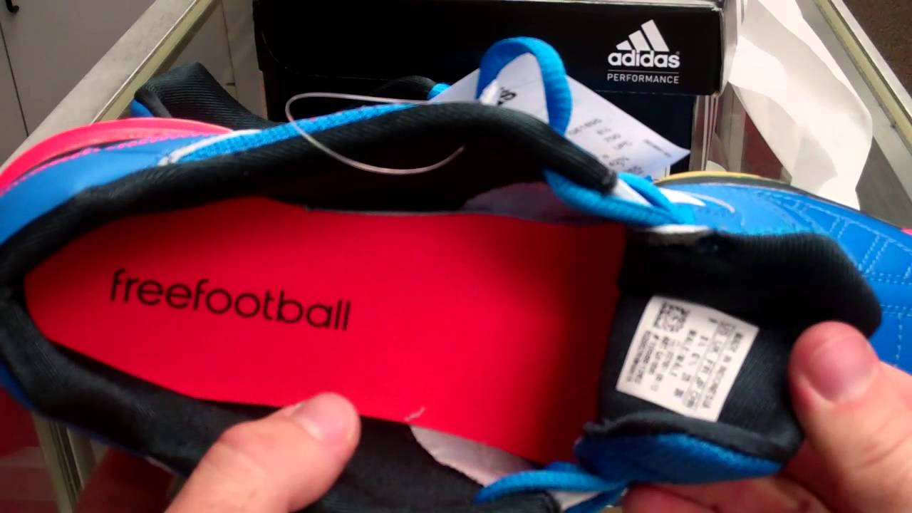 adidas freefootball top sala indoor soccer scarpe
