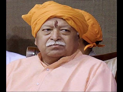 Urdu News- RSS chief Mohan Bhagwat today addressed the country on the current situation and our role