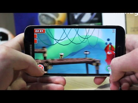 Top 5 Best HD Android Games 2015