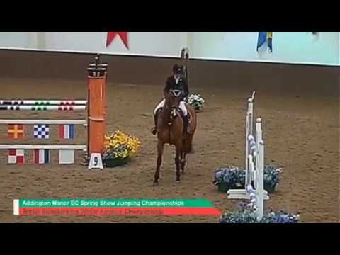 British Showjumping Spring Championship – Day 3 – Winter Amateur Championships