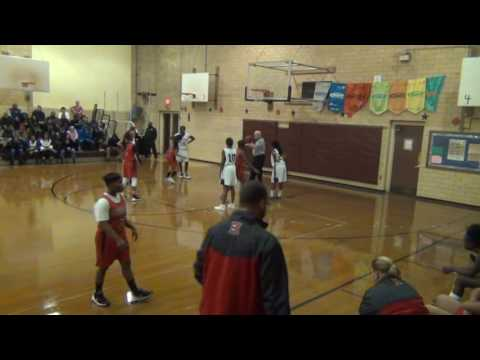 Elizabeth Middle School girls basketball vs Union Pt4