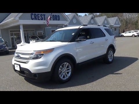 2015 Ford Explorer Niantic, New London, Old Saybrook, Norwich, Middletown, CT F3830A