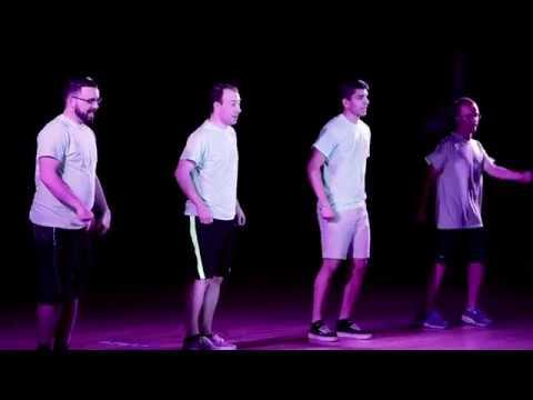 opening dance for MR Endicott 2018