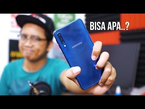 Ternyata Kaya Gini Kameranya Galaxy A7 2018..