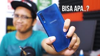 Download Video Ternyata Kaya Gini Kameranya Galaxy A7 2018.. MP3 3GP MP4