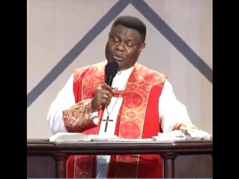 "Bishop Mike Okonkwo ""ENTER THE REST"""
