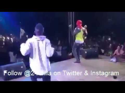 Yaa Pono Slapped on stage for performing Gbee Naabu