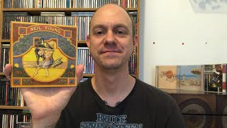 Neil Young - Homegrown - New/Old Album Review & Unboxing