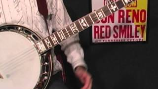 """Remington Ride"" Explained - Advanced Don Reno Style Banjo with Jason Skinner"
