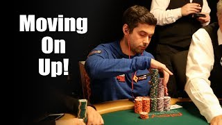 Richard Dubini on Day 6 of the Main Event