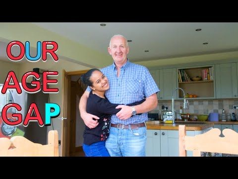 Pinay British Age Gap Couple: Age Gap Reveal | Love Has No Age ❤️