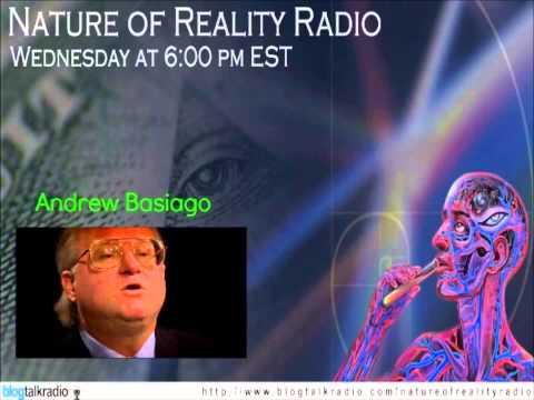 Andrew Basiago - Secret Government Time Travel & Mars Program Exposed