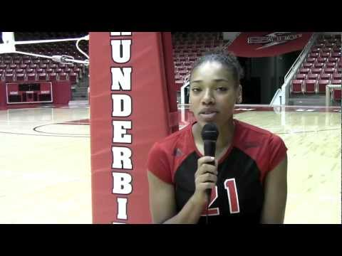 2012 SUU Volleyball Profiles - Hailey Moore