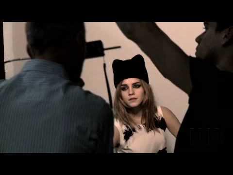 Emma watson see through photo shoot