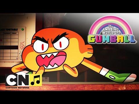 Удивительный мир Гамбола | Конспирация против Алана | Cartoon Network
