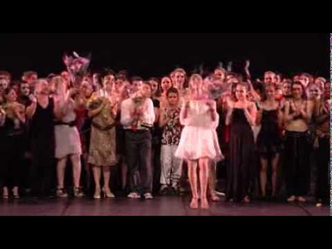"Spectacle de danse ""LES PLANCHES 2013"""