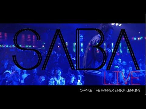 Saba - ComfortZone Live Ft. Chance The Rapper & Mick Jenkins (@HOTCFILMS)