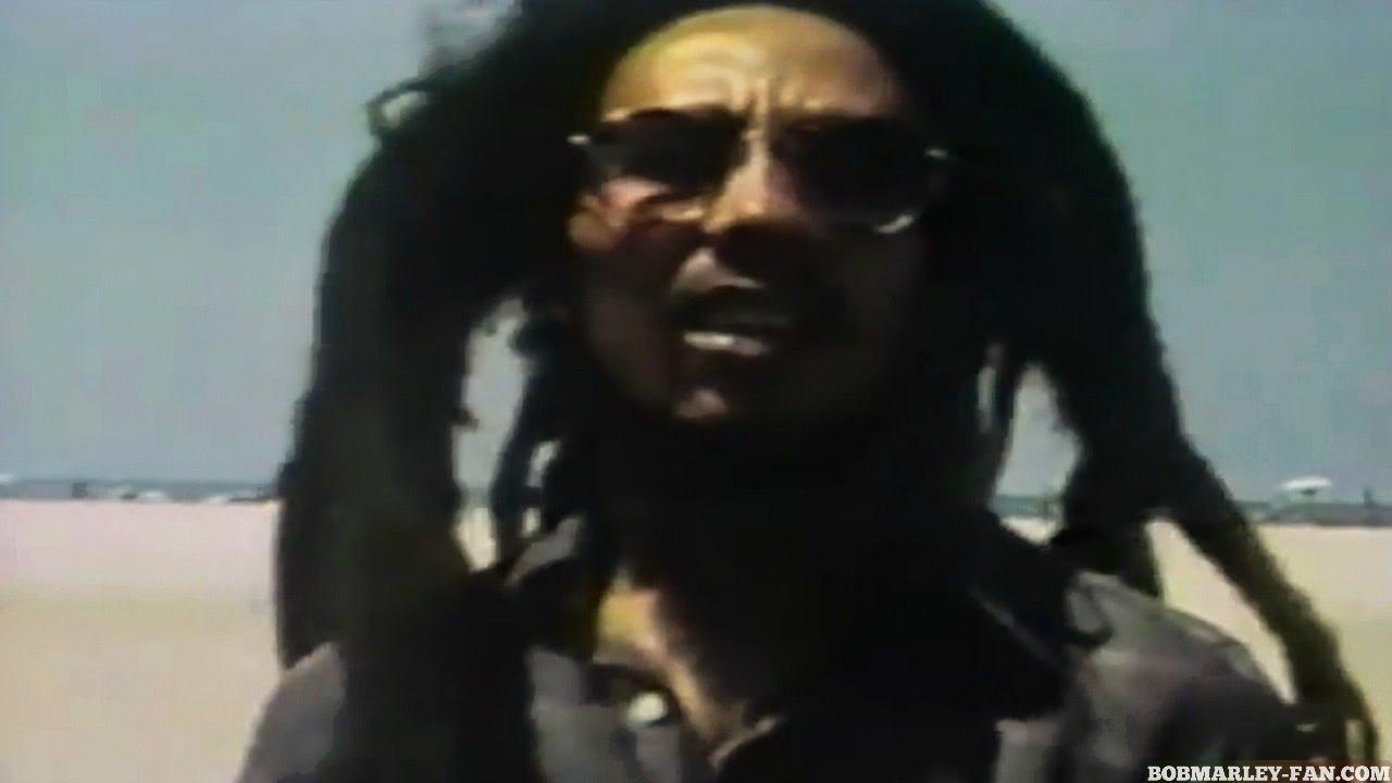 Bob Marley in Brazil - 1980