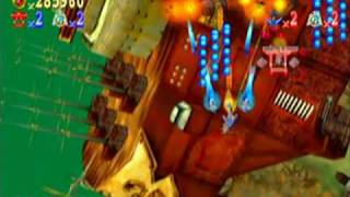 Giga Wing 2 Game Sample - Dreamcast