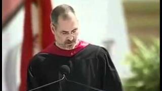 Dont waste time living someone elses life:  Steve Jobs, stanford speech