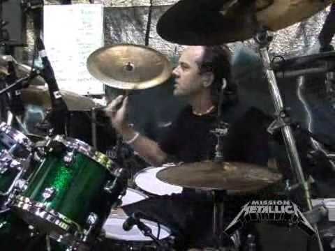 Mission Metallica: Fly on the Wall Clip (August 23, 2008)
