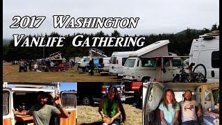 VanLife Gathering Neah Bay, Washington 2017 On the Road