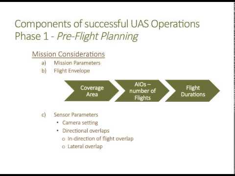 Phase 1   Pre Flight Planning