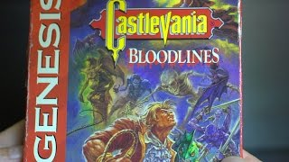 Castlevania: Bloodlines (Sega Genesis) James & Mike Mondays