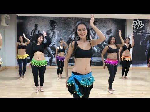 Lamberghini Feat. Ragini The Doorbeen Fleur Estelle Belly Dance