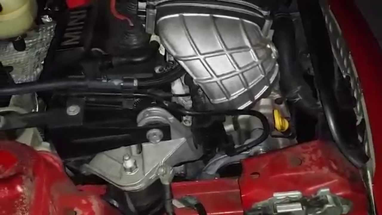 R53 Supercharger failing