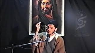 مقطع من الارشيف| من مجلس لسماحة الشيخ الحسناوي قبل قرابة ٢٥ عاماً
