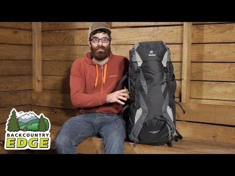cf71d92759 Deuter Futura Pro 44 EL Backpack - YouTube