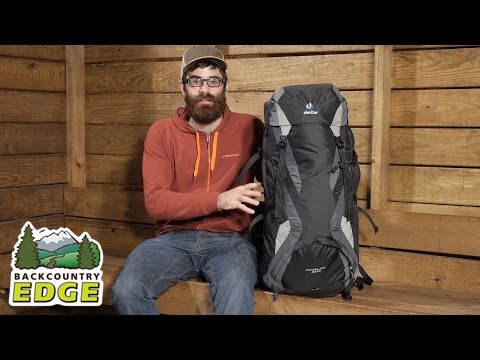 2034db67523aa3 Deuter Futura Pro 44 EL Backpack - YouTube