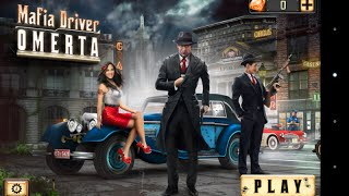 Mafia Driver: Omerta Gameplay Video