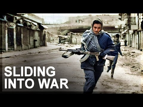 Lebanon's confusing civil war
