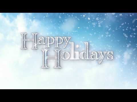 Happy Holidays | Nikki Rowe High School