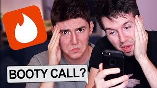 Callux Takes Over My Tinder thumbnail