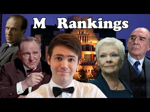 M Rankings: Worst To Best