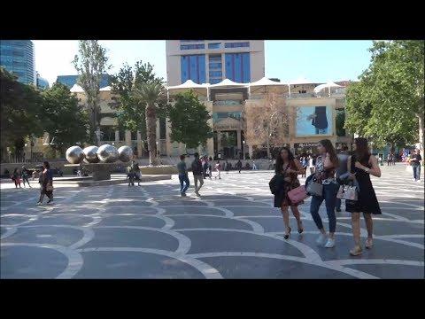 إكتشف دولة أذربيجان - باكو العاصمة / Azerbaijan, Baku. Vlog#113
