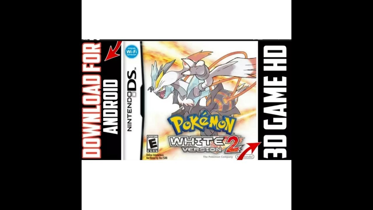 pokemon white 2 rom android