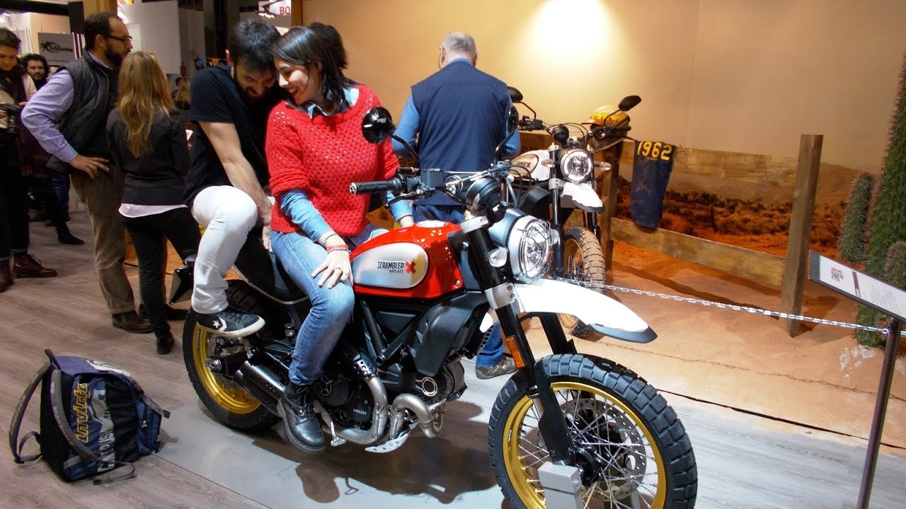 new ducati scrambler desert sled youtube. Black Bedroom Furniture Sets. Home Design Ideas