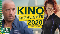 Film-Highlights 2020 | April bis Juni | FilmFlash