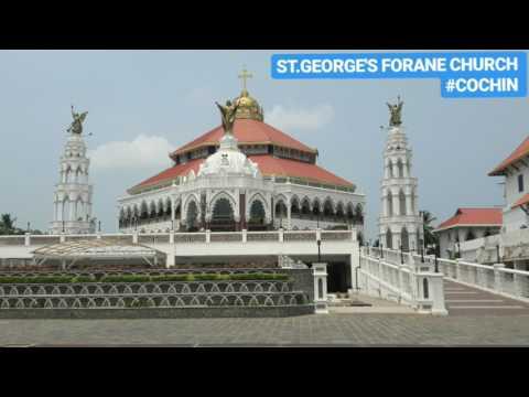 ST.GEORGE'S FORANE CHURCH COCHIN | STATE - KERALA