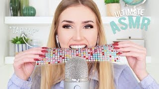 Ultimate Amateur ASMR (glow sticks, biting an onion & SO MUCH TAPPING)